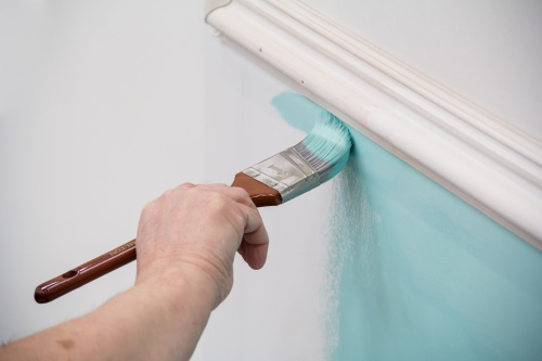 Avoiding The Framing Effect With A Paint Roller