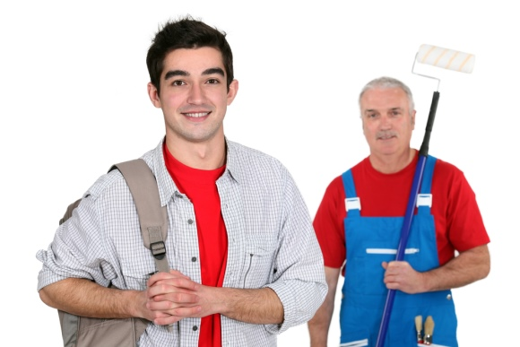 Apprentice Paperhanger