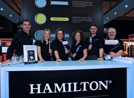 Hamilton Team 2014