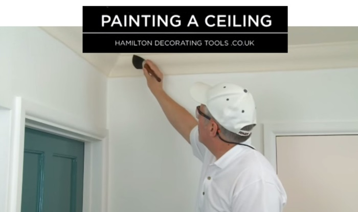How To Best Paint A Ceiling Decorating Tips