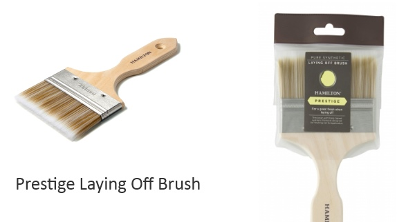 prestige laying off brush