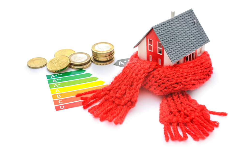 Saving money by insulating your home